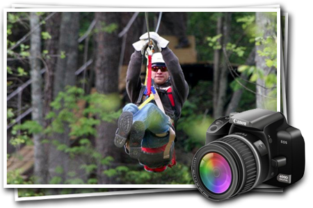 Zipline Photos